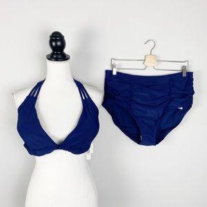 Raisins Barbados Slide Bikini Top & Costa Bottom